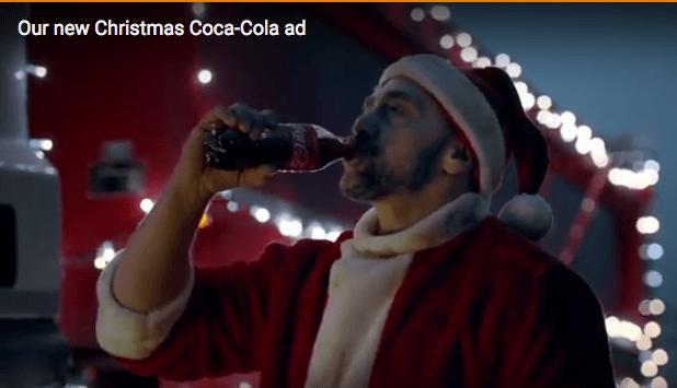 Social Media 1: Was wäre Weihnachten ohne Coca Cola?