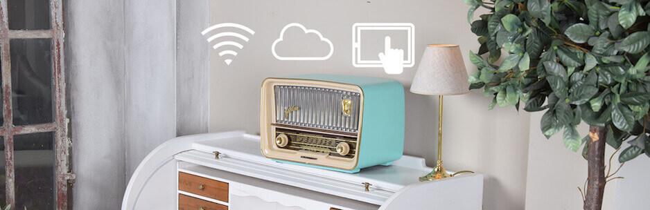 Referenz Vangerow Röhrenradio