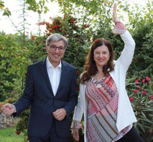 Rhetorik trifft Yoga – Nikos Andreadis, Anja Heller
